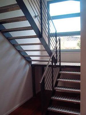 treppen gel nder metallbau willenborg. Black Bedroom Furniture Sets. Home Design Ideas